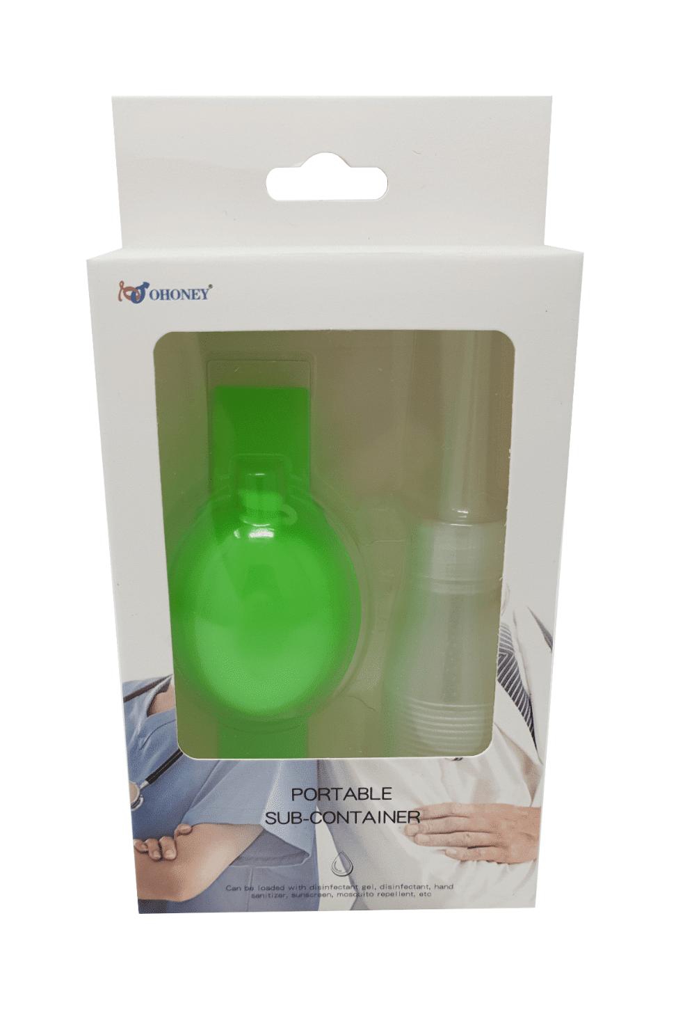 Washino-Verpackung-Grün Desinfektionsarmband in Österreich online kaufen