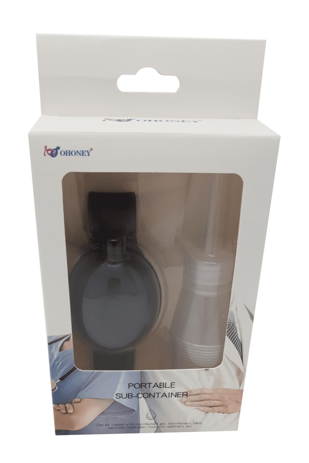 Washino-Verpackung-Schwarz Desinfketionsarmband online kaufen
