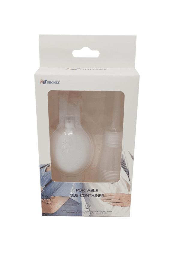 Washino-Verpackung-Weiss - Desinfketionsarmband online kaufen